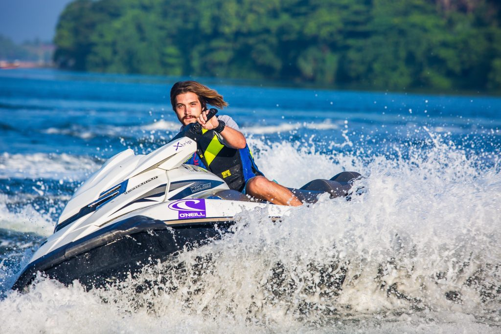 Personal Watercraft (PWC) licence